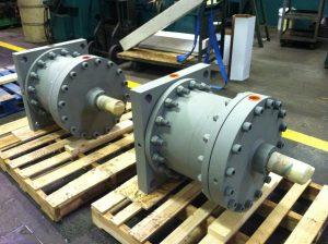 Lindberg Hydraulic Cylinder
