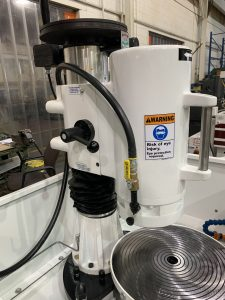 Swisher Finishing Systems for Precision Grinding