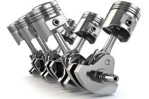 Crankshaft Machine Gears