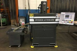 Swisher Automatic Precision Grinding Machine
